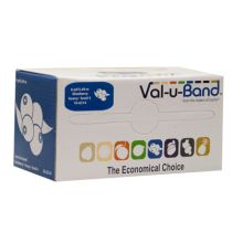 EXERCISE BAND VAL-U-BAND BLUEBERRY 50YD